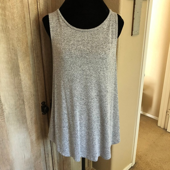 2c3c6779f89d8 Old Navy Luxe High Neck Swing Tank